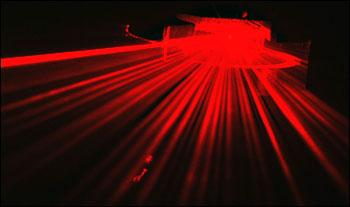 Détection laser